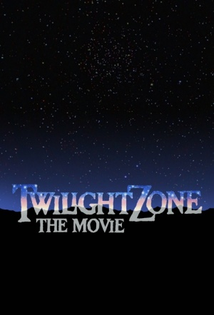 Twilight Zone: The Movie Film Poster