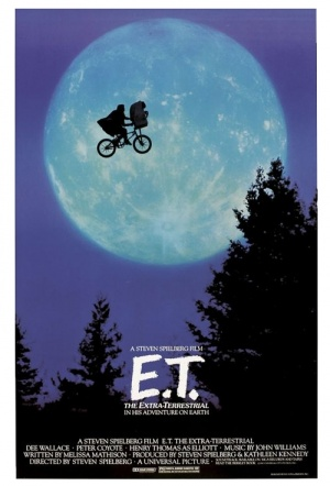 E.T. The Extra-Terrestrial Film Poster