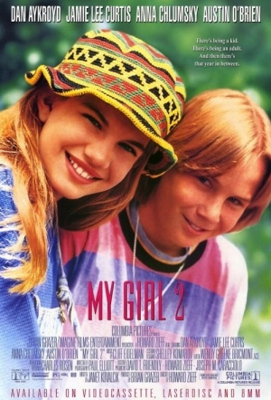 My Girl 2 Film Poster