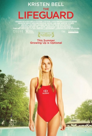 The Lifeguard Film Poster