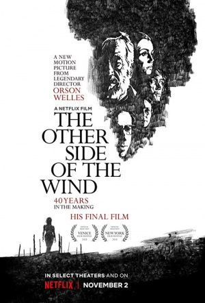 The Other Side of the Wind Film Poster