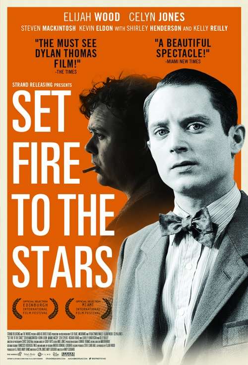 Set Fire to the Stars Film Poster