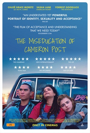 The Miseducation of Cameron Post Film Poster