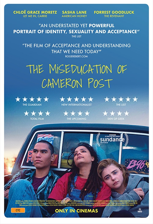 Image result for the miseducation of cameron post poster