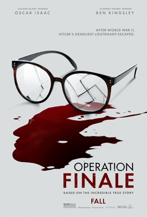 Operation Finale Film Poster