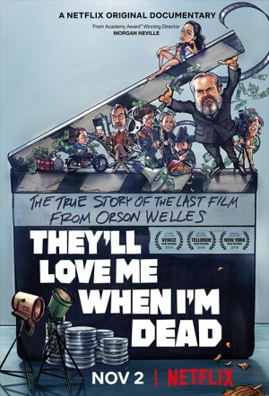 They'll Love Me When I'm Dead Film Poster