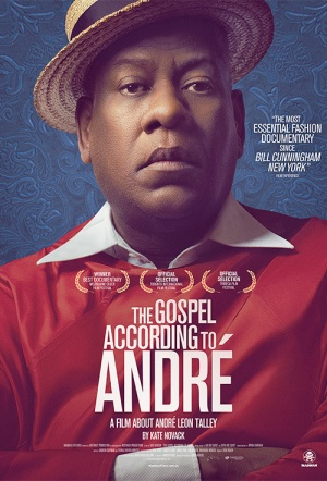 The Gospel According to André Film Poster