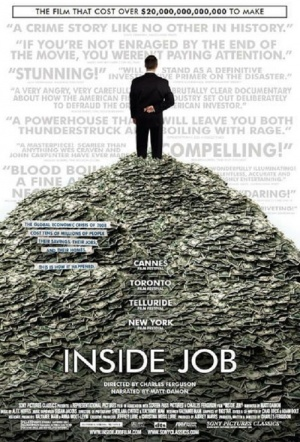 Inside Job Film Poster