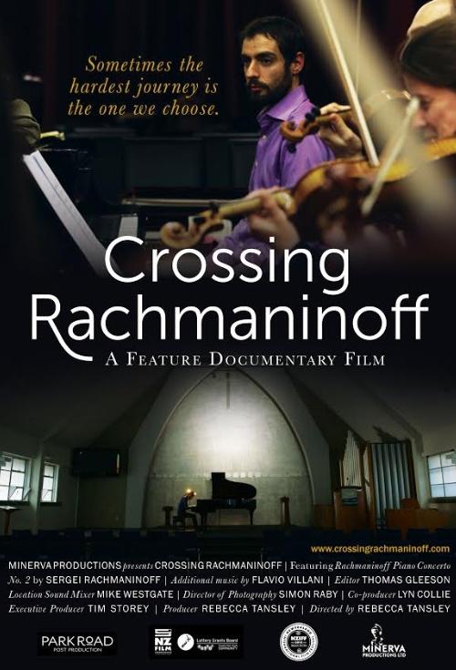 Crossing Rachmaninoff