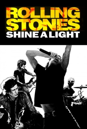 Shine A Light Film Poster