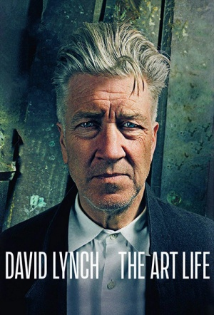 David Lynch: The Art Life Film Poster