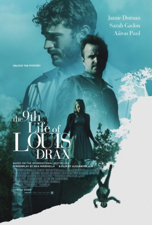 The 9th Life of Louis Drax Film Poster