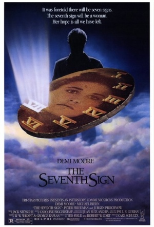 The Seventh Sign Film Poster