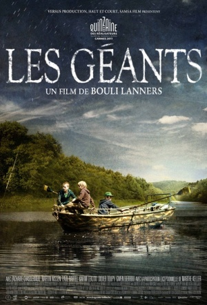 The Giants Film Poster