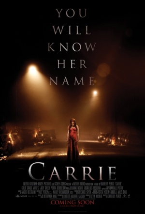 Carrie Film Poster
