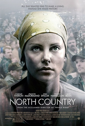 North Country Film Poster