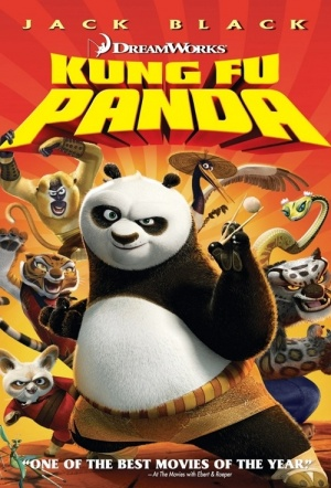 Kung Fu Panda 3D (2008)