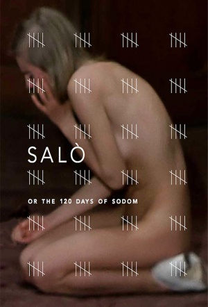 Salò, or the 120 Days of Sodom Film Poster