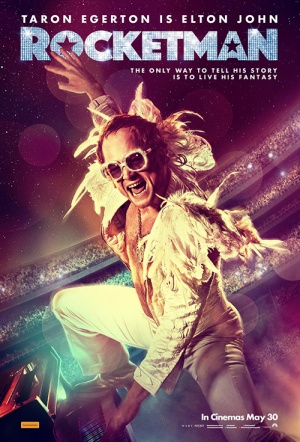 Rocketman (2019) Film Poster