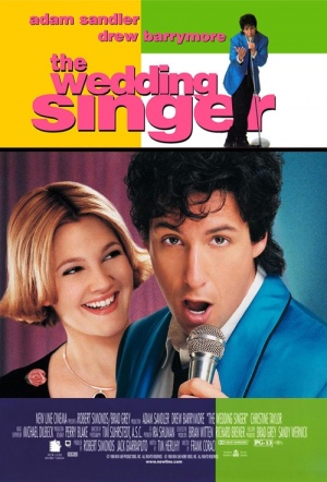 The Wedding Singer Film Poster