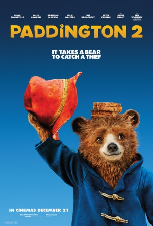 Paddington 2 Film Poster