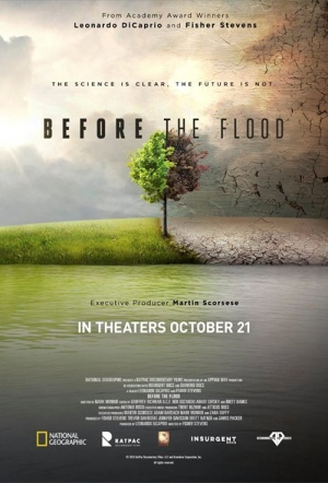 Before the Flood Film Poster
