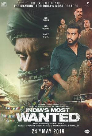 India's Most Wanted Film Poster
