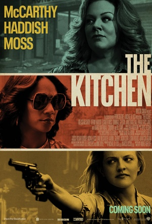 The Kitchen Film Poster