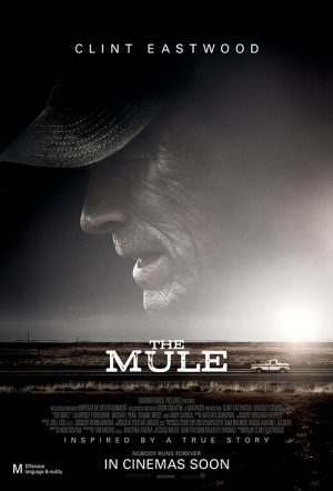 The Mule (2018) Film Poster