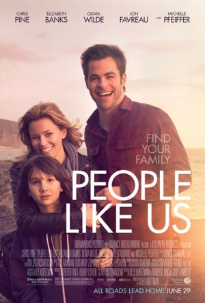 People Like Us Film Poster