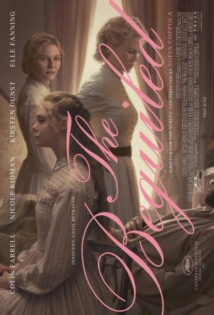 The Beguiled (2017) Film Poster