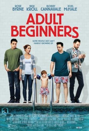 Adult Beginners Film Poster