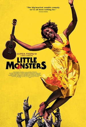 Little Monsters (2019) Film Poster