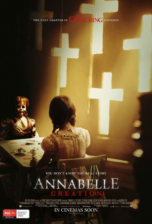 Annabelle: Creation Film Poster