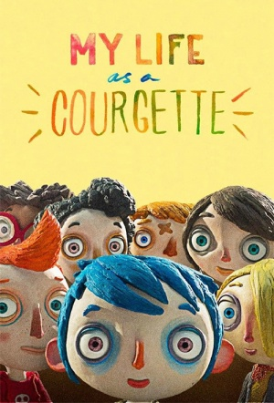 My Life as a Courgette Film Poster
