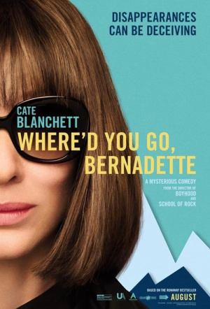 Where'd You Go, Bernadette Film Poster