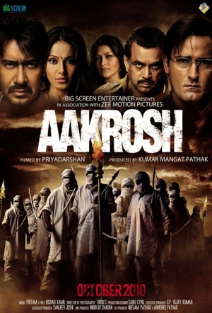 Aakrosh Film Poster
