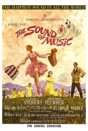 The Sound of Music Film Poster