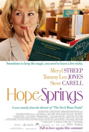 Hope Springs Film Poster