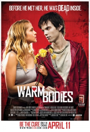 Warm Bodies Film Poster