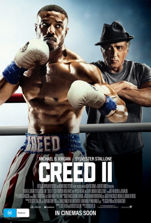 Creed II Film Poster
