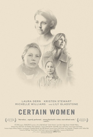 Certain Women Film Poster