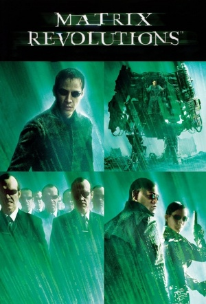 The Matrix Revolutions Film Poster