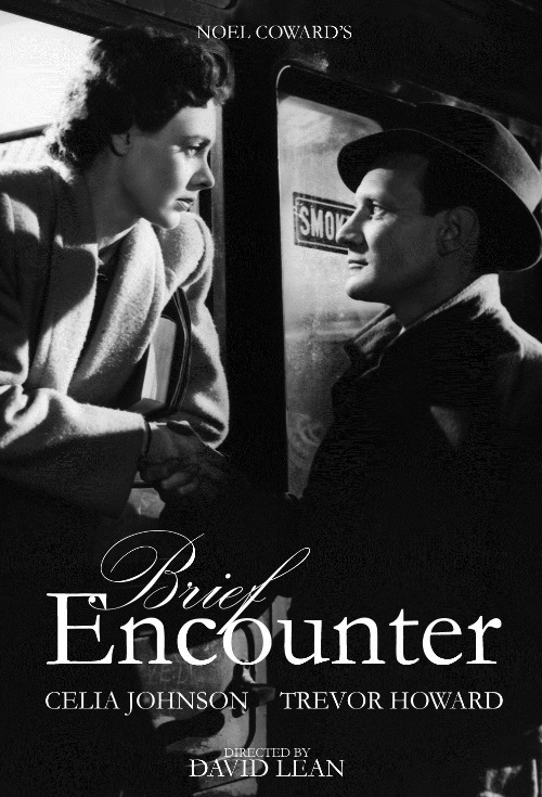 an examination of the film the brief encounter