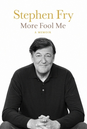 Stephen Fry: More Fool Me Film Poster