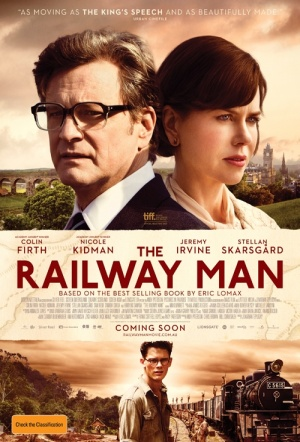 The Railway Man Film Poster