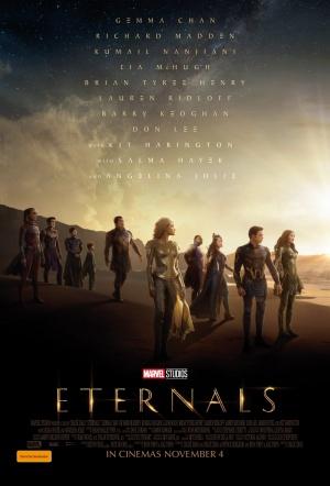 Eternals 3D