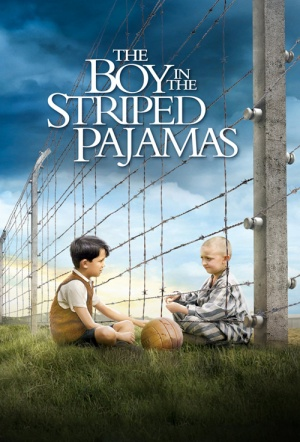 The Boy in the Striped Pyjamas Film Poster