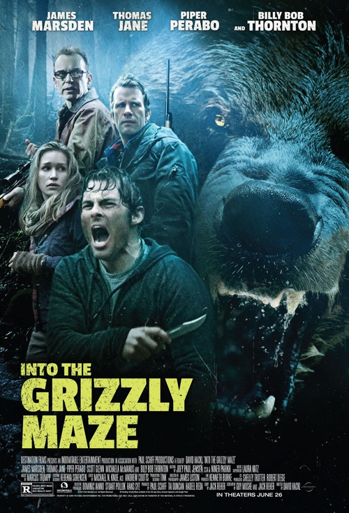 Into the Grizzly Maze Film Poster
