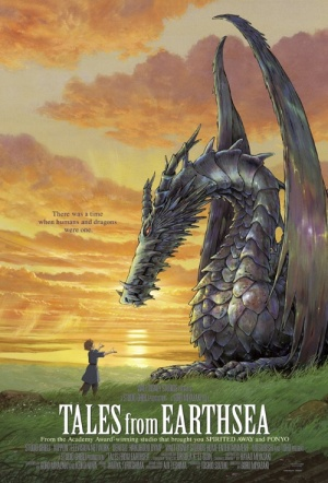 Tales from Earthsea Film Poster